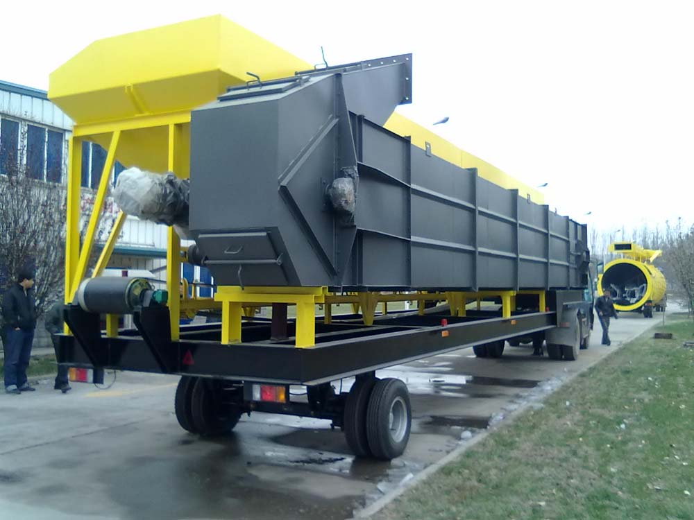Cold Material Supply Mobile Modu