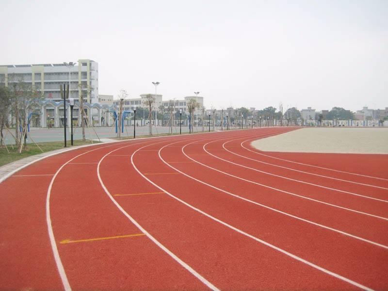 惠州复合型塑胶跑道