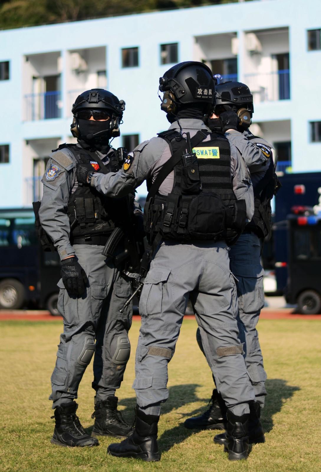 特警G3作战套服