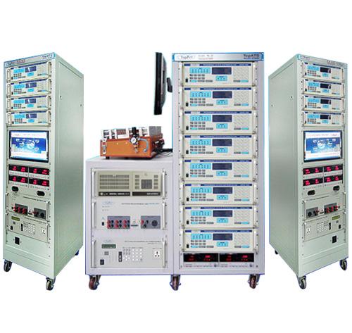 LED驱动电源自动测试系统