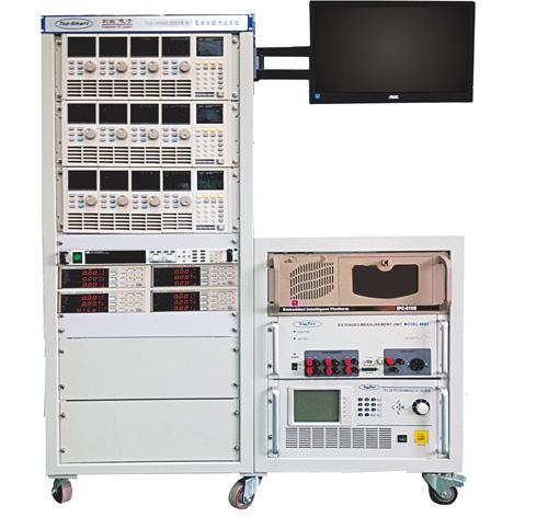 工业电源自动测试系统