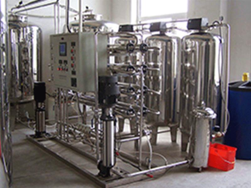 纯水服务项目:医用反渗透系统