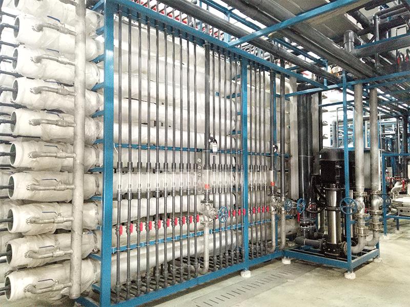 纯水服务项目:大型纯水设备
