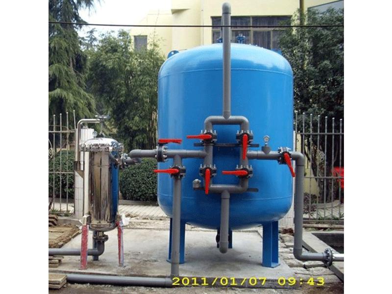 纯水服务项目:除铁锰过滤器