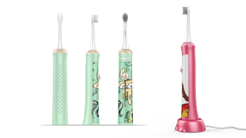 kids electronic toothbrush