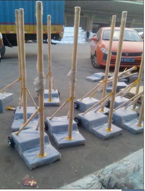 惠州羽毛球柱批发