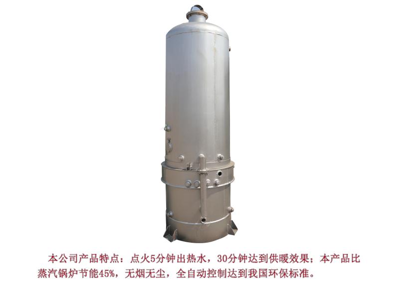 立式燃煤浴暖锅炉