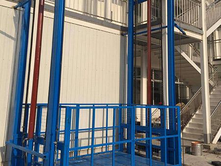 导轨式升降货梯供应商