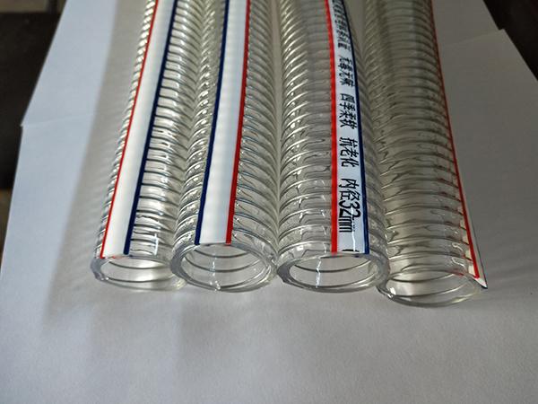食品级钢丝螺旋增强软管