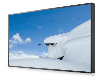 46寸/拼缝5.5/低亮 超窄边液晶拼接屏(450cd/m2)