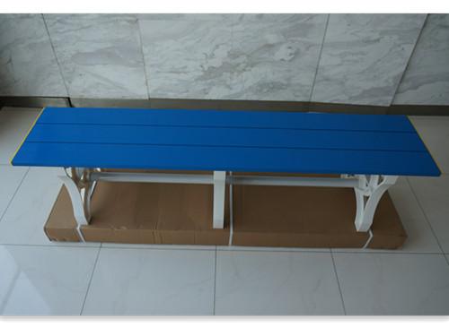西安塑料更衣凳