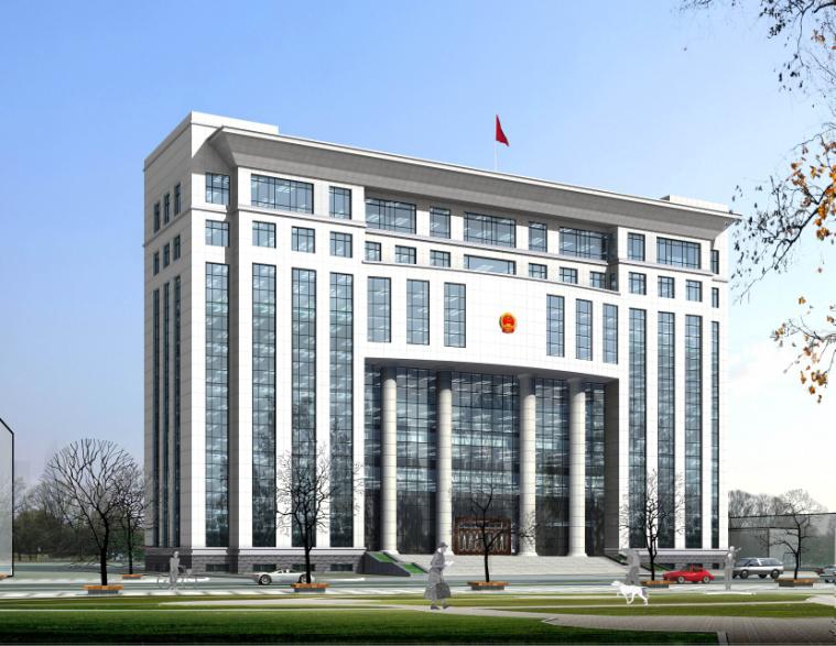 辽宁省凤城市人民检察院水源热泵中央空调工程简介