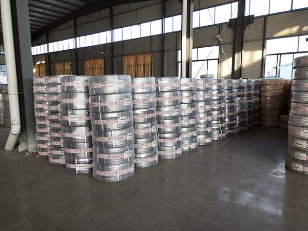 PVC钢丝透明软管