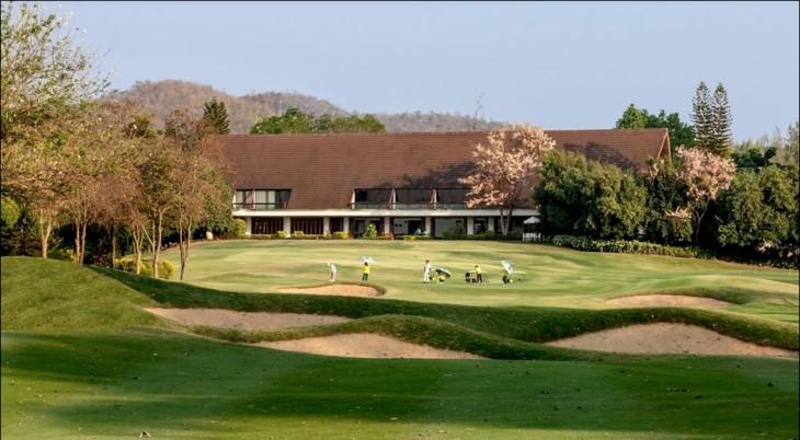 泰国高尔夫