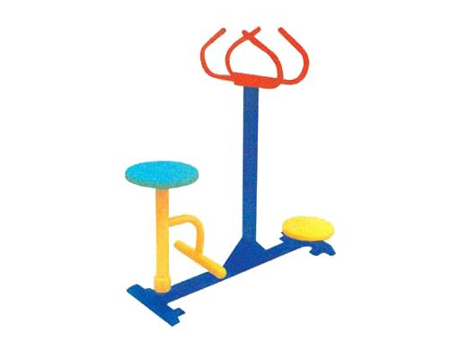 坐立式扭腰器