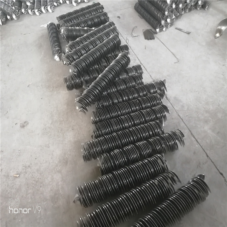 缠绕螺旋片