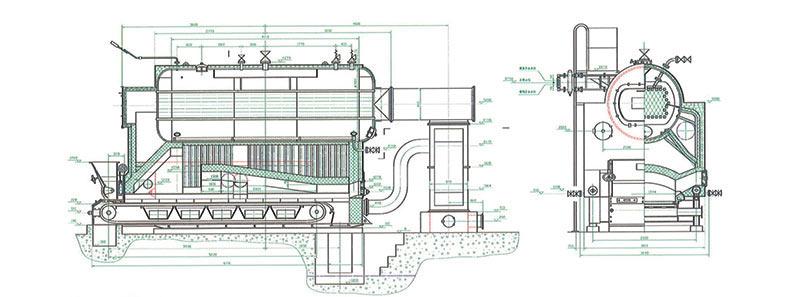 DZL系列蒸汽热水锅炉
