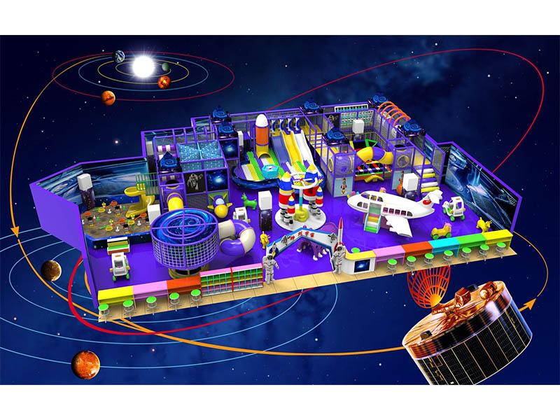 淘气堡太空系列