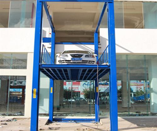 汽车升降平台设备