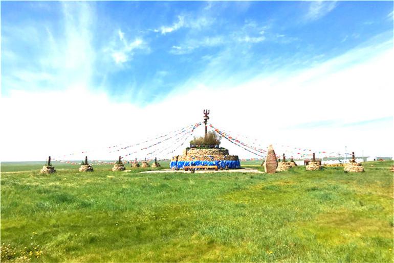 草原夏令营活动