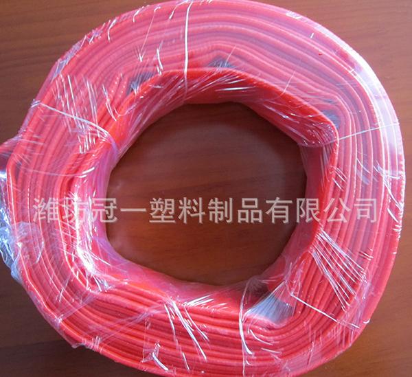 PVC纤维增强涂塑水带