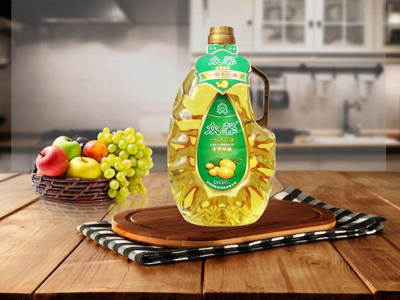 非转基因大豆油
