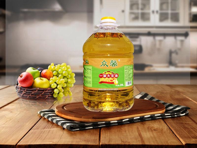 一级大豆油