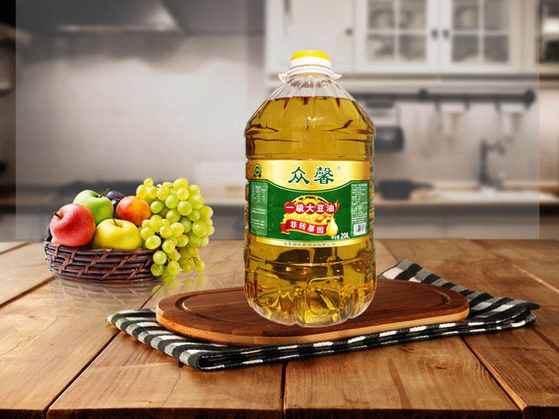 非转基因一级大豆油