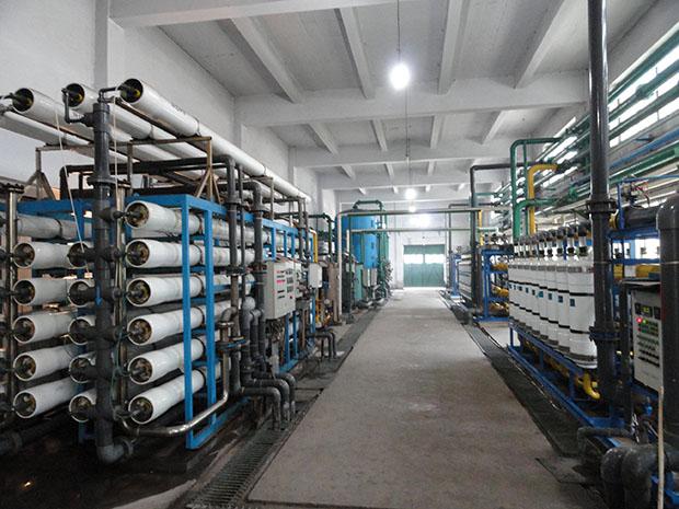鍋爐補給水設備