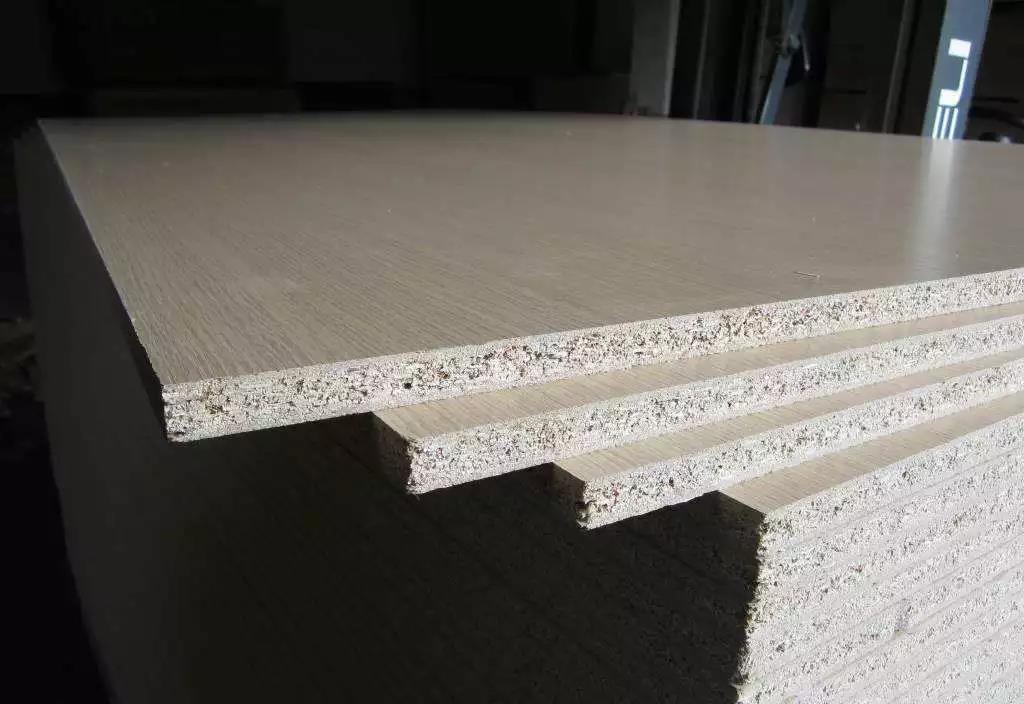 實木顆粒板