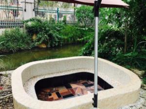 清遠佛岡溫泉泳池別墅