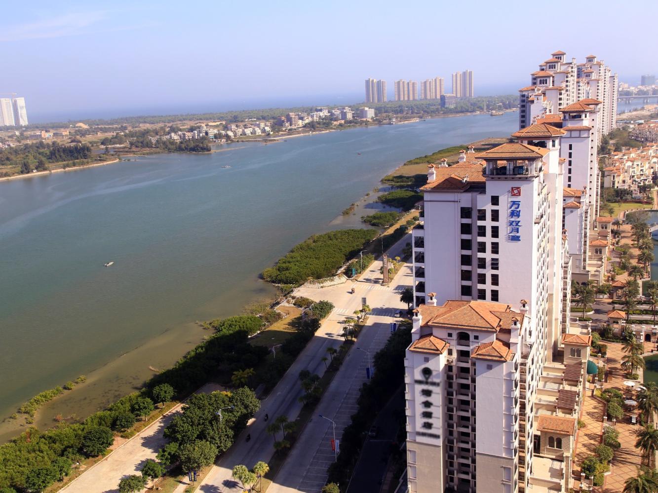 惠州哪里有近海邊的公寓