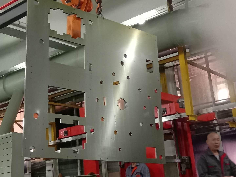 非标自动化零件表面处理