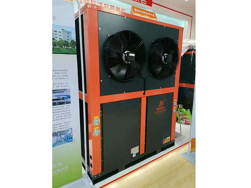 空气能热水采暖烘干