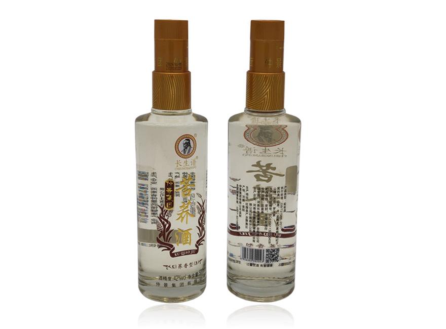 苦荞酒-光瓶