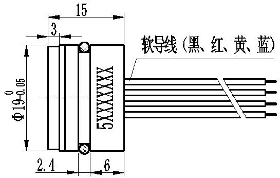 注油芯体压力传感器