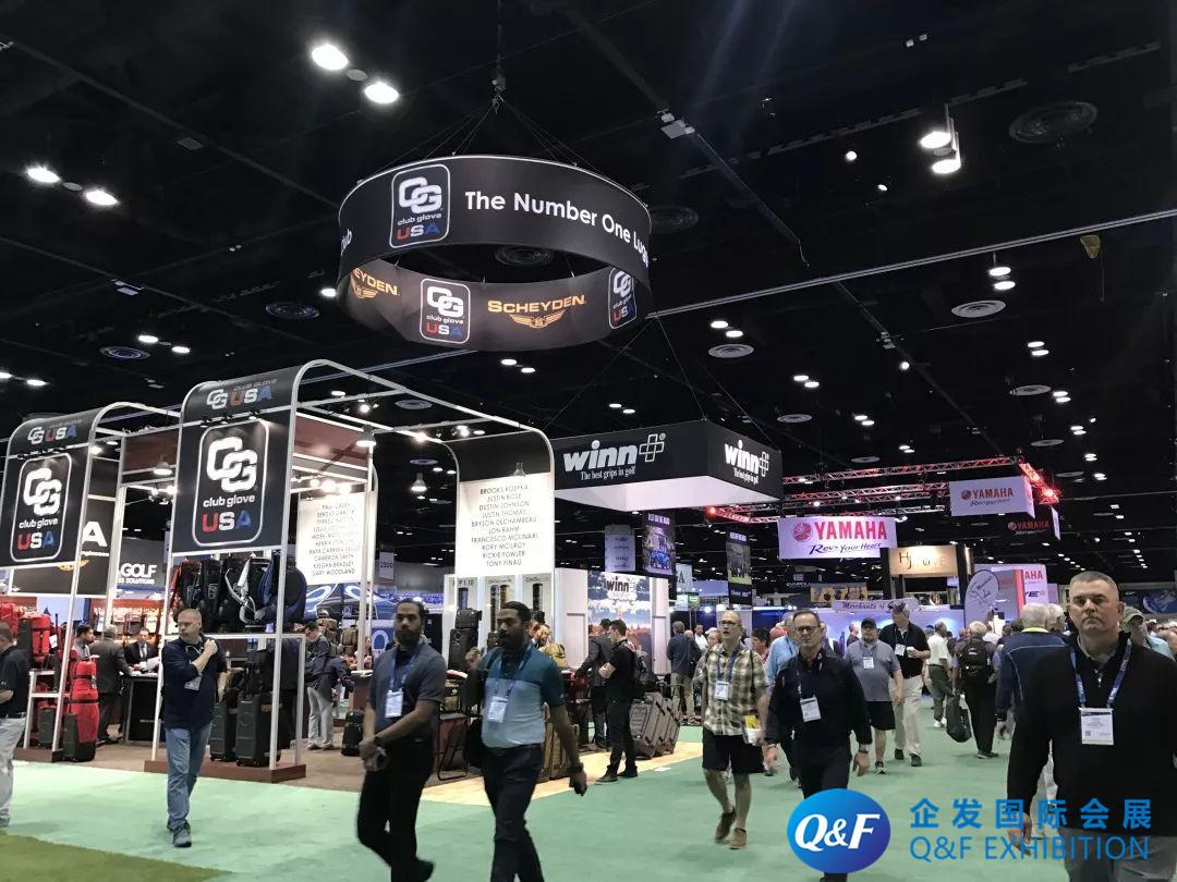 美国奥兰多职业高尔夫球协会高尔夫用品展PGA Expo