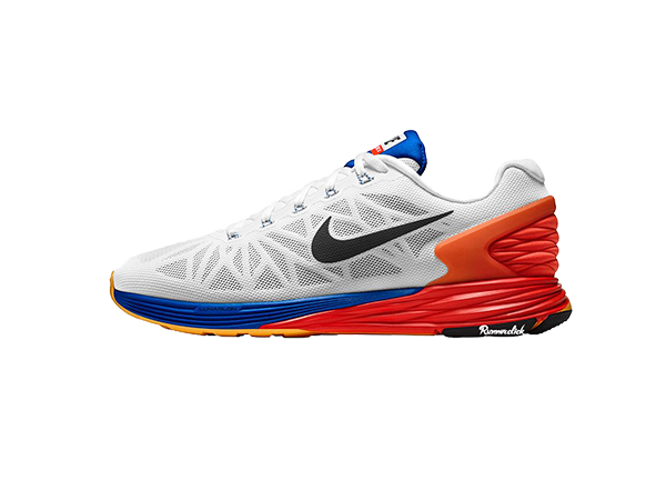 网布运动休闲鞋