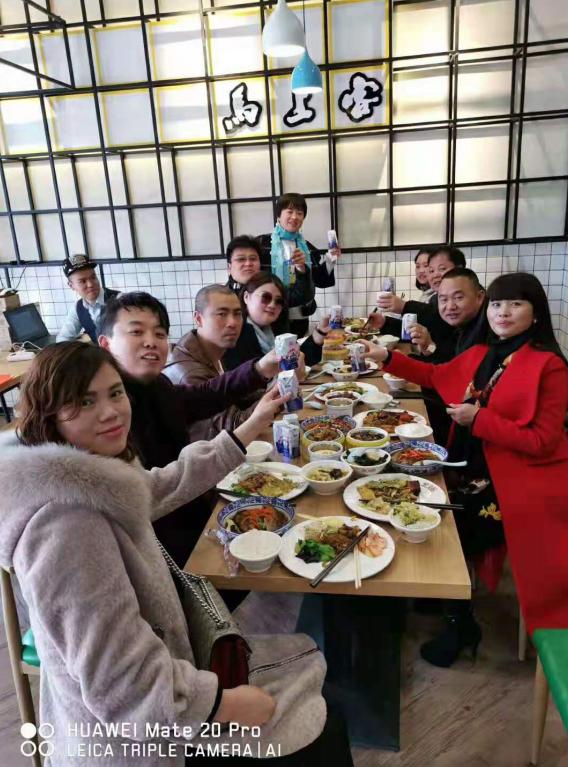 【余杭湖南商会快讯】热烈祝贺马上客自助式餐饮海蓝店盛大开业!