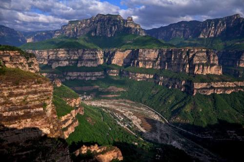 林州太行大峡谷两日游