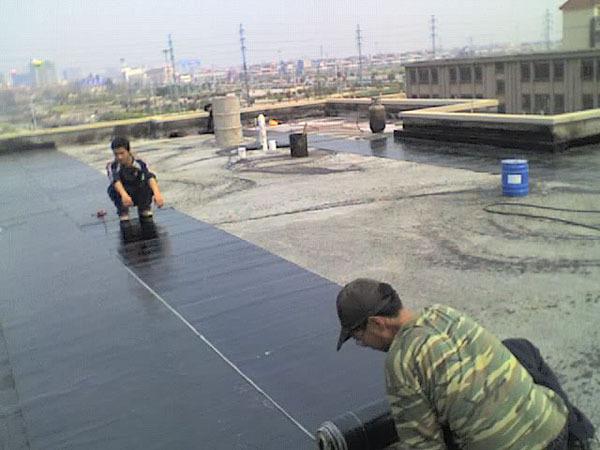 兰州屋顶防水