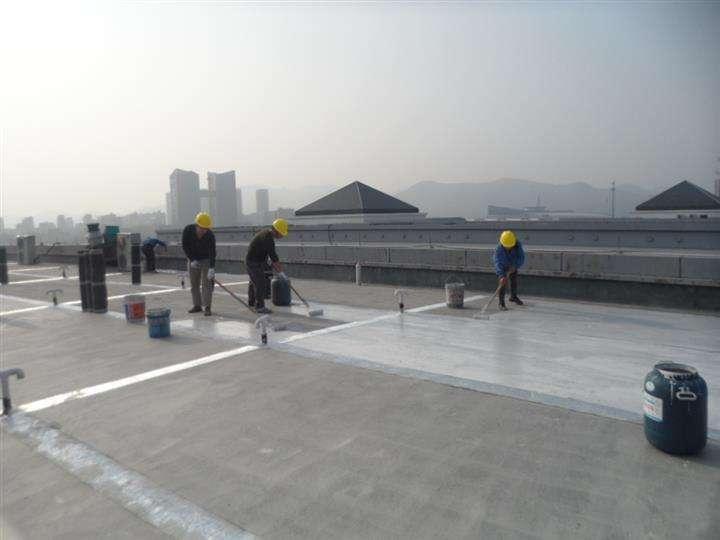 兰州屋面防水工程