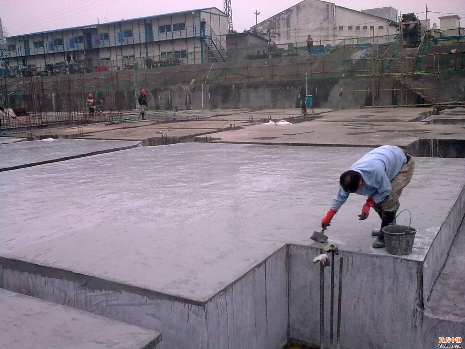 甘肃建筑防水工程