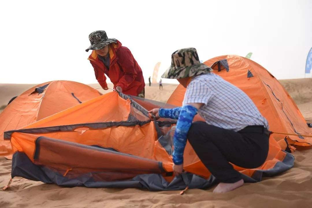 沙漠夏令营