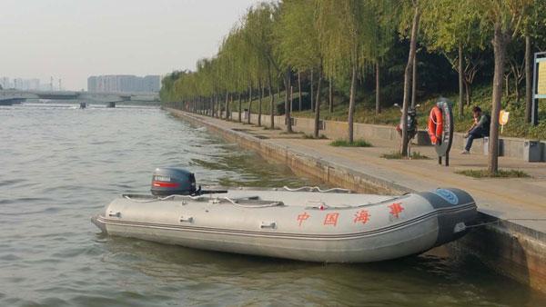 充气橡皮艇
