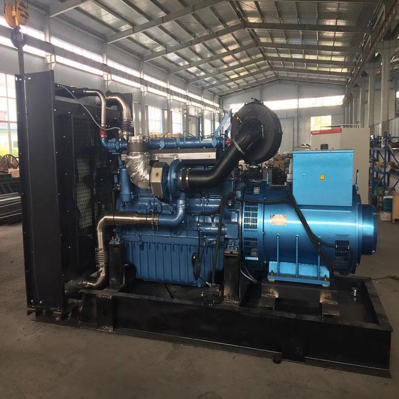 900KW柴油发电机组