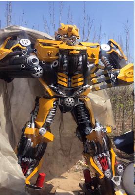 河南大黄蜂模型厂家