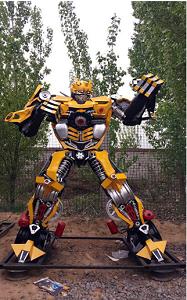 天津大黄蜂模型厂家