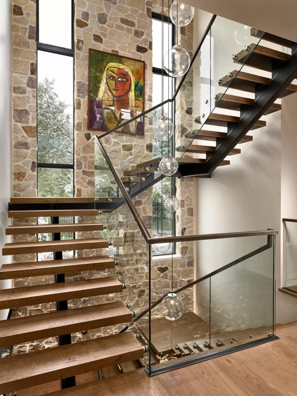 厦门别墅楼梯
