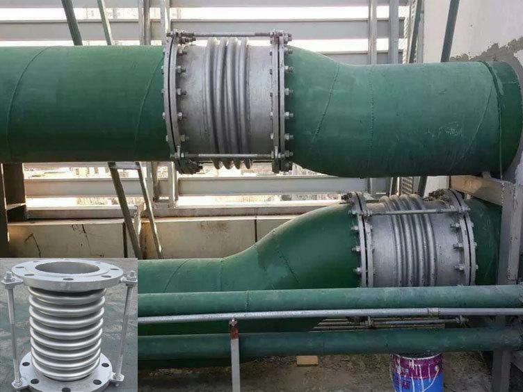 泵用减震伸缩器